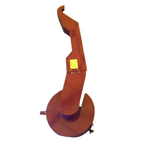 Кожух защиты ремней минитрактора