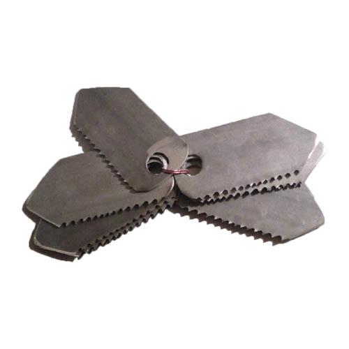 Комплект ножей для роторной косилки