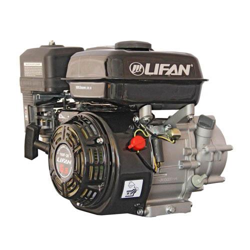 Двигатель Lifan 168F-2R (сцепление и редуктор 2:1) 6.5л.с