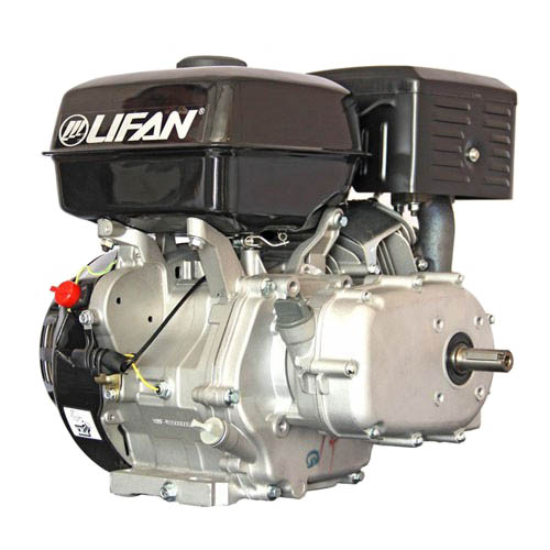 Двигатель Lifan 188F-R (сцепление и редуктор 2:1) 13лс
